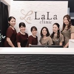 LaLa clinic ララクリニック大阪梅田院の店舗画像